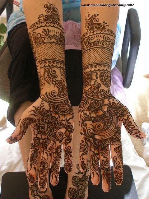 Marwari Mehndi Design Images (49)