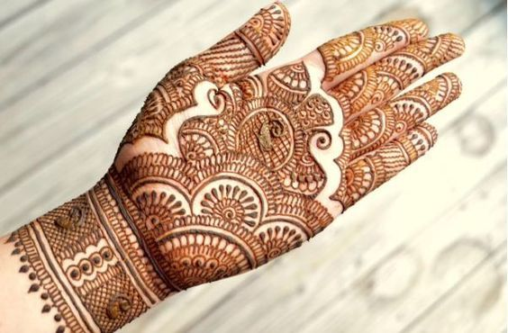 Marwari Mehndi Design Images (5)