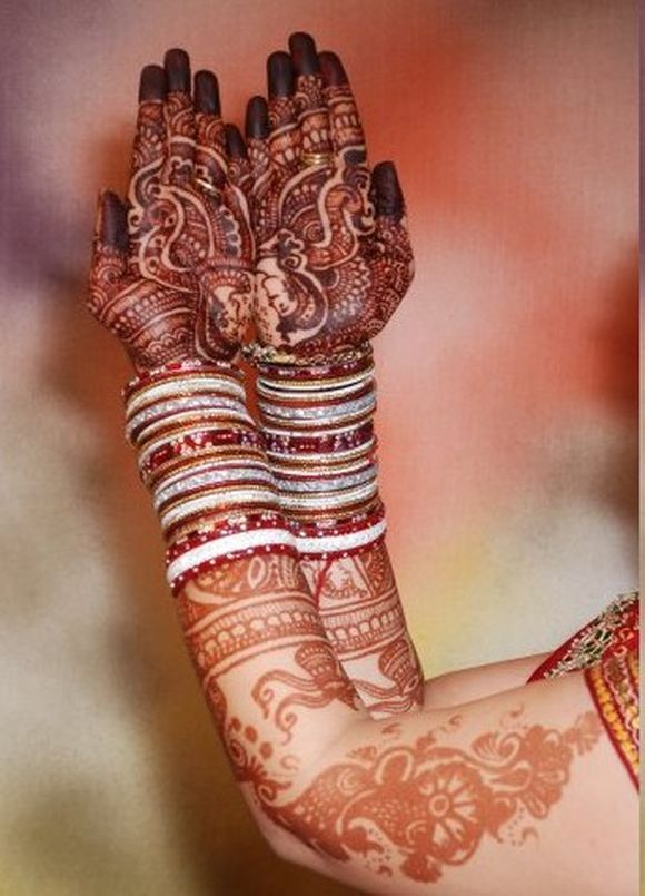 Marwari Mehndi Design Images (52)
