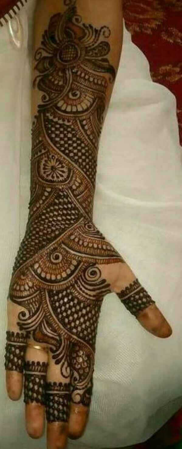 Marwari Mehndi Design Images (53)