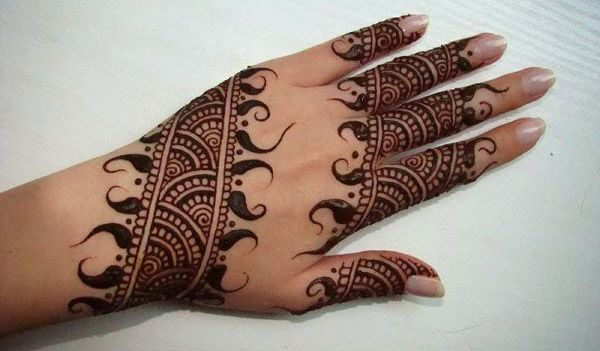 Marwari Mehndi Design Images (54)