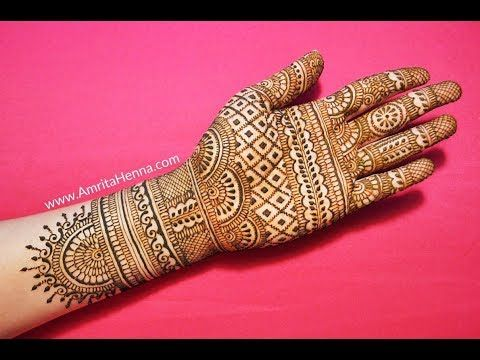 Marwari Mehndi Design Images (55)