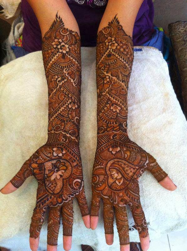 Marwari Mehndi Design Images (56)