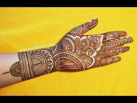 Marwari Mehndi Design Images (59)