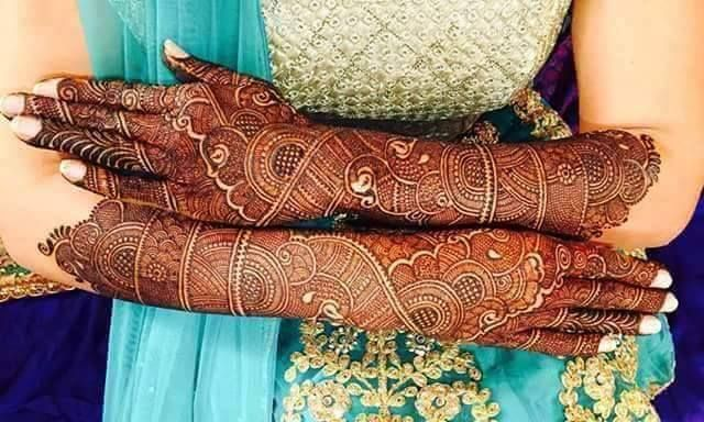 Marwari Mehndi Design Images (62)