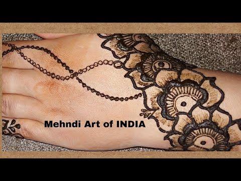 Marwari Mehndi Design Images (63)