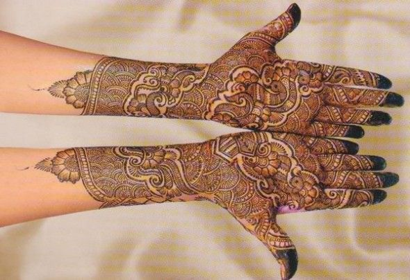 Marwari Mehndi Design Images (64)