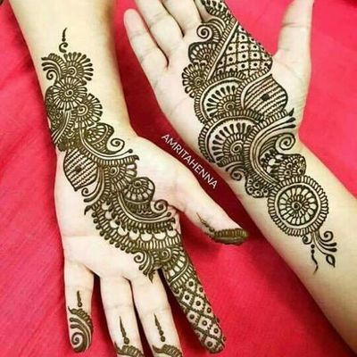 Marwari Mehndi Design Images (65)