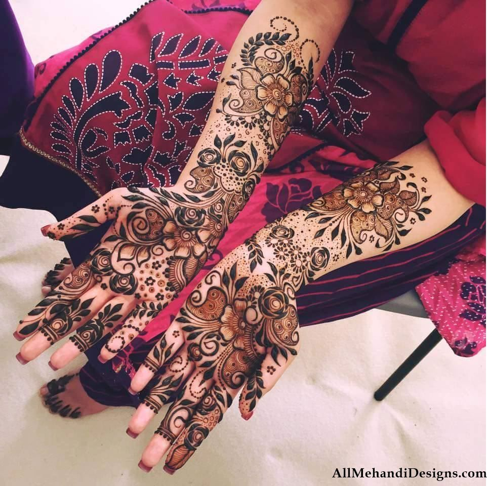 Marwari Mehndi Design Images (66)