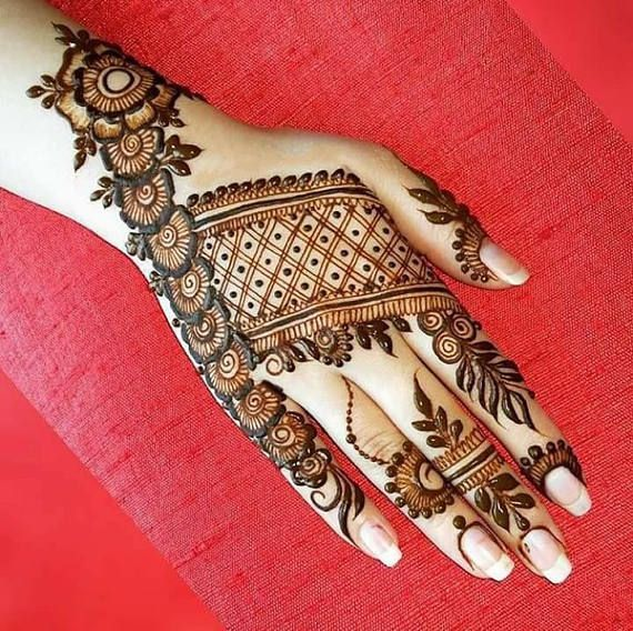 Marwari Mehndi Design Images (67)