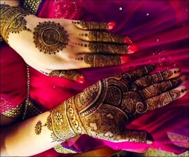 Marwari Mehndi Design Images (73)