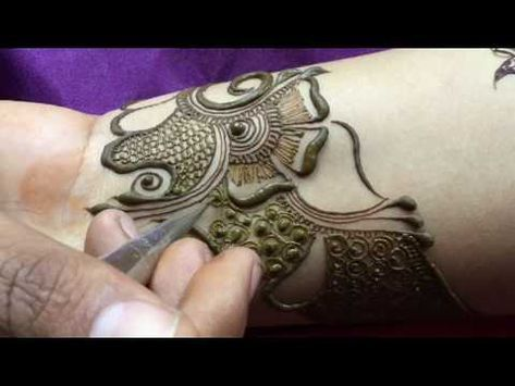 Marwari Mehndi Design Images (75)