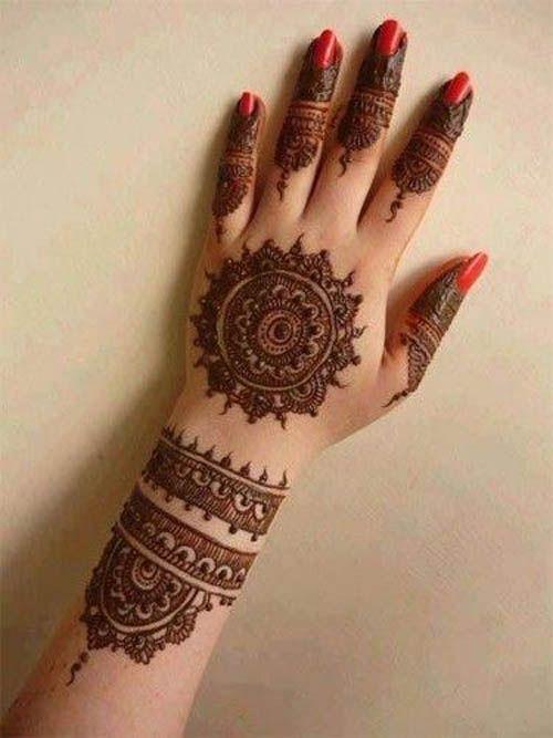 Marwari Mehndi Design Images (76)