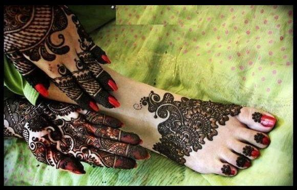 Marwari Mehndi Design Images (77)