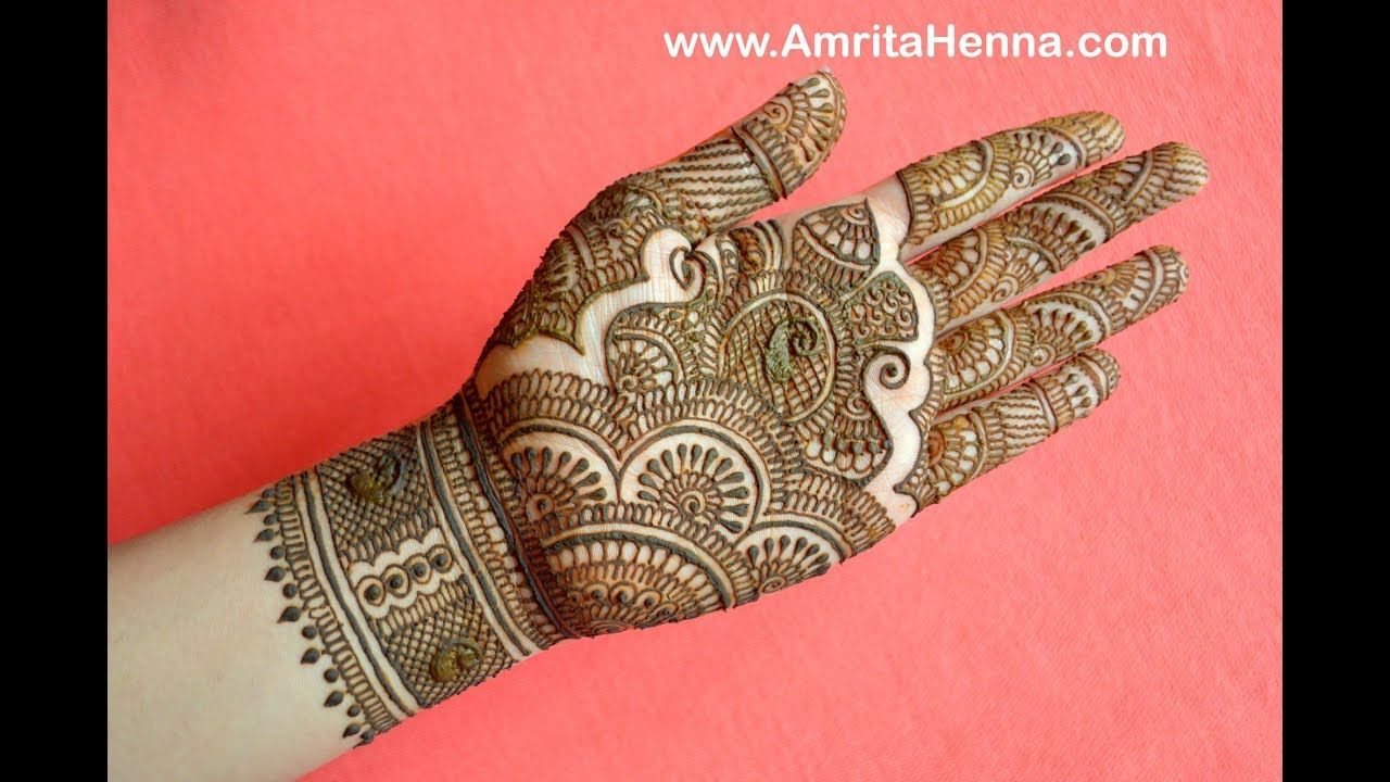 Marwari Mehndi Design Images (78)
