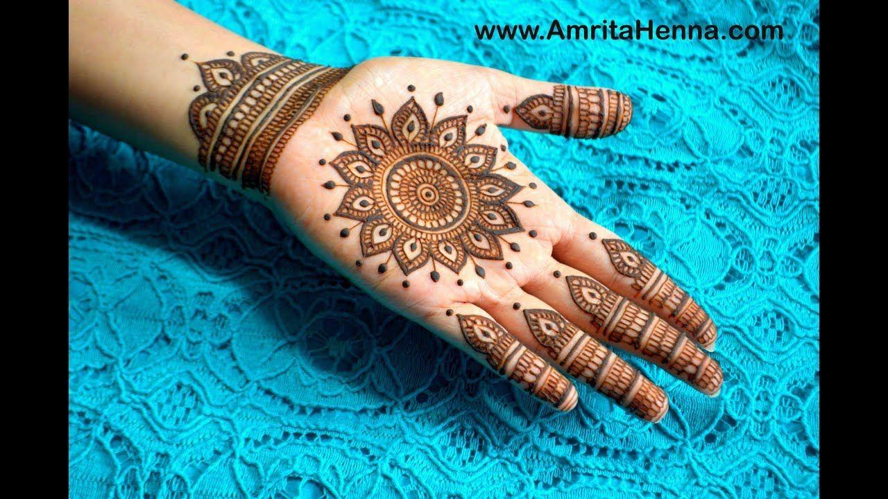 Marwari Mehndi Design Images (79)