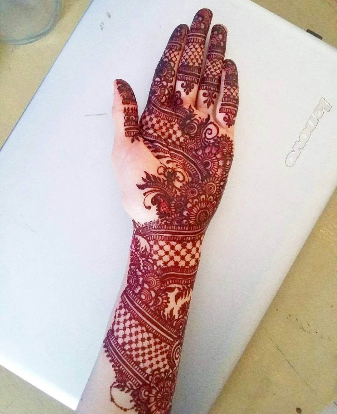 Marwari Mehndi Design Images (80)