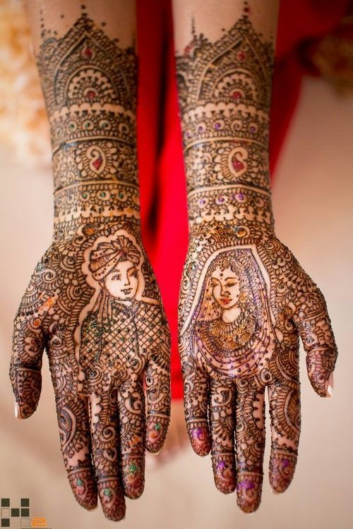 Marwari Mehndi Design Images (85)