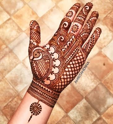 Marwari Mehndi Design Images (86)