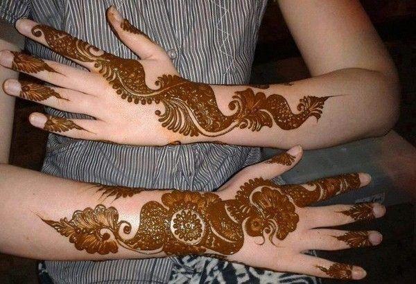 Marwari Mehndi Design Images (87)