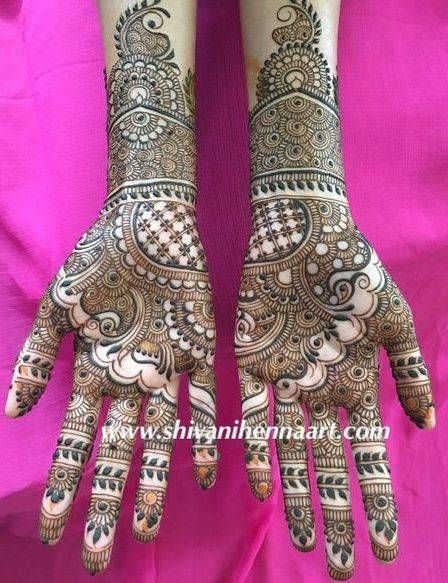 Marwari Mehndi Design Images (88)