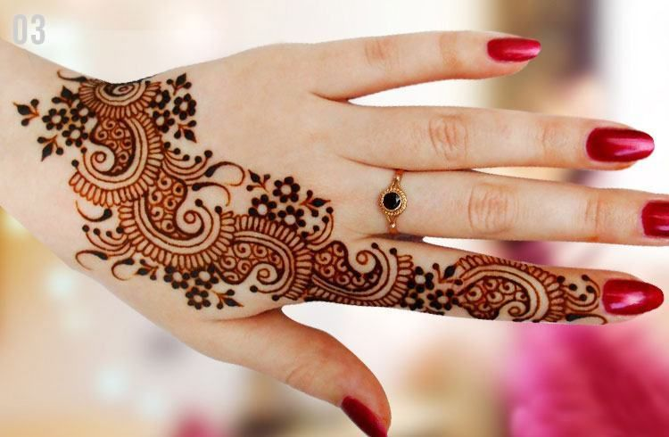 Marwari Mehndi Design Images (92)