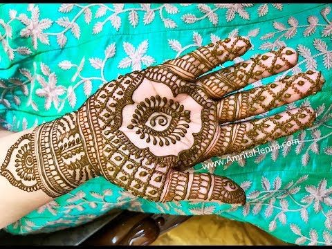 Marwari Mehndi Design Images (93)