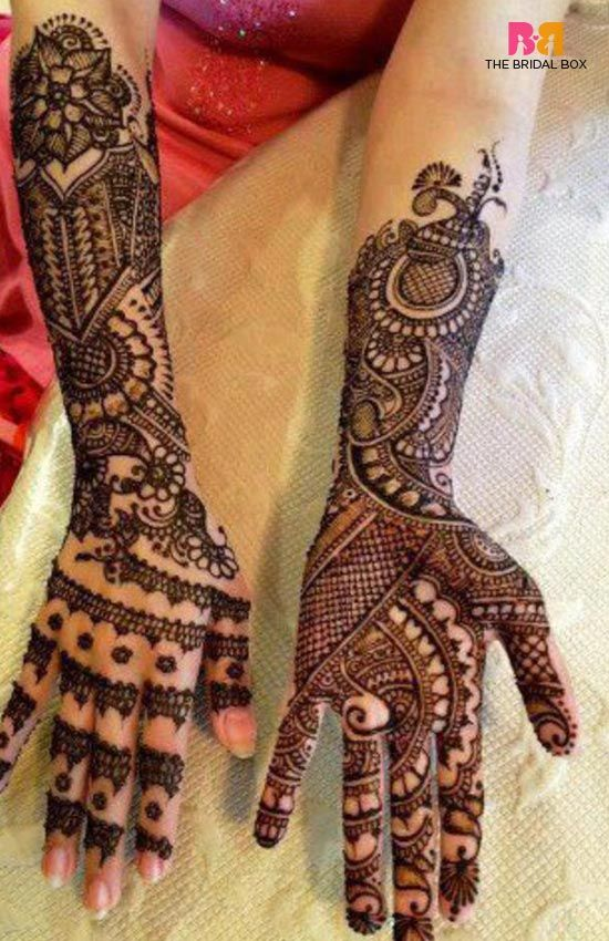 Marwari Mehndi Design Images (96)