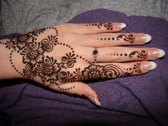 Marwari Mehndi Design Images (99)