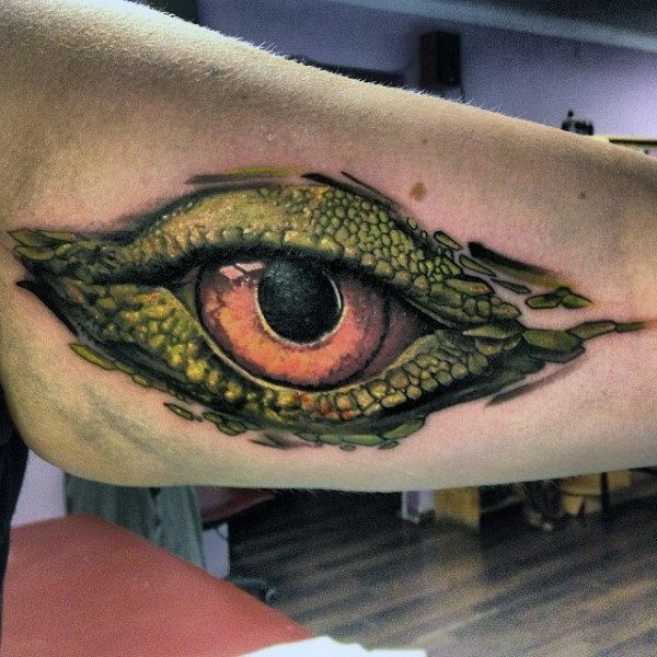 Meaning Of Eye Tattoos (1)