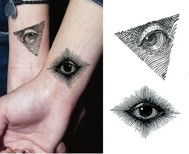 Meaning Of Eye Tattoos (3)