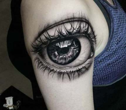 Meaning Of Eye Tattoos (4)