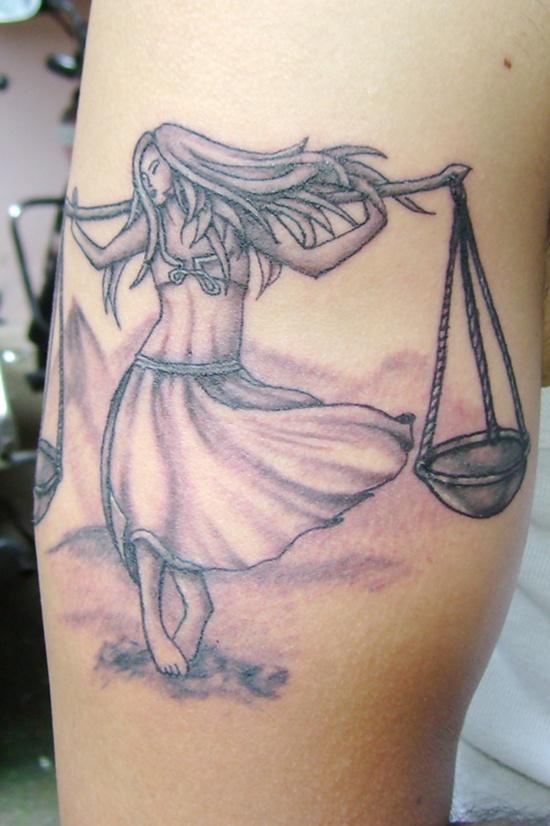 Most Beautiful Libra Tattoos (6)