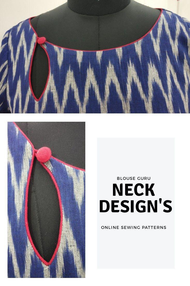 Neck Design For Kurti (184)