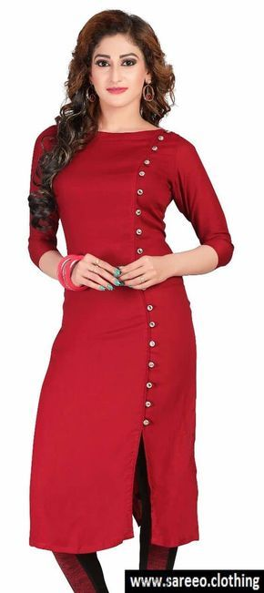 230 Latest Kurti Neck Designs For Salwar Suit 2020 Images With Patterns