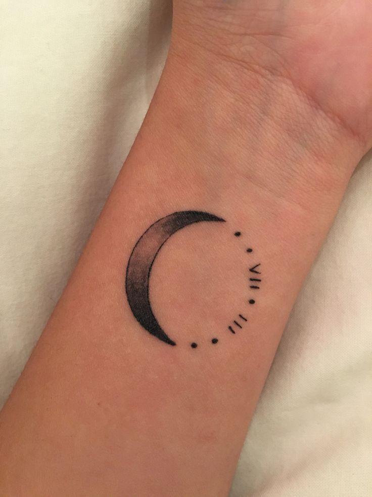 Roman Numeral Tattoo Design Pictures (131)