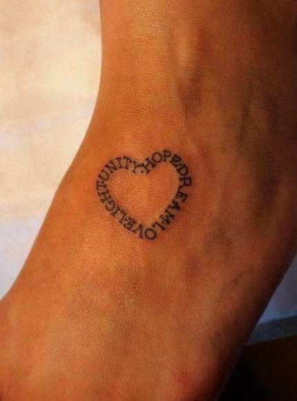 Roman Numeral Tattoo Design Pictures (14)