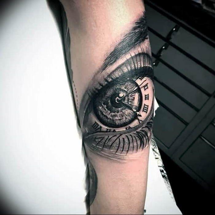 Roman Numeral Tattoo Design Pictures (144)