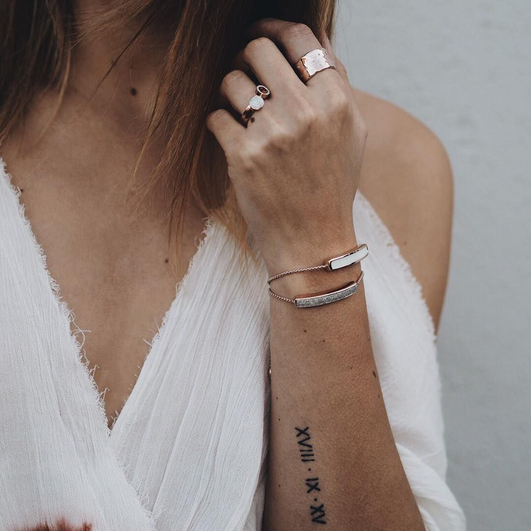 Roman Numeral Tattoo Design Pictures (156)