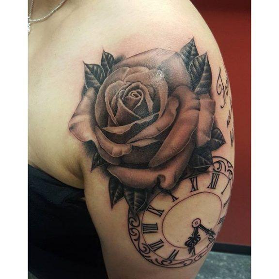 Roman Numeral Tattoo Design Pictures (161)