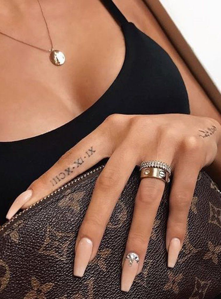 Roman Numeral Tattoo Design Pictures (17)