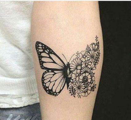 Roman Numeral Tattoo Design Pictures (179)