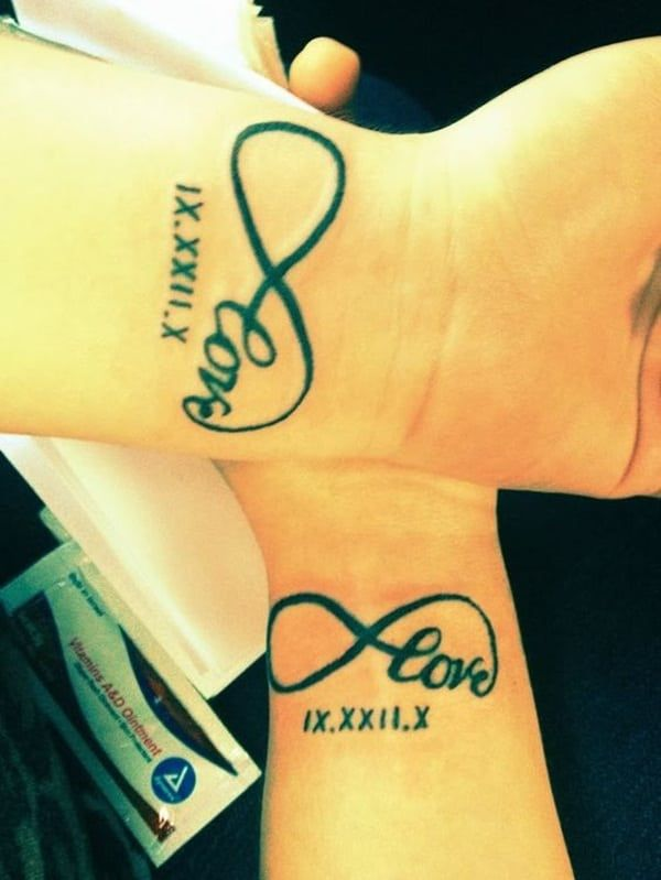 Roman Numeral Tattoo Design Pictures (35)