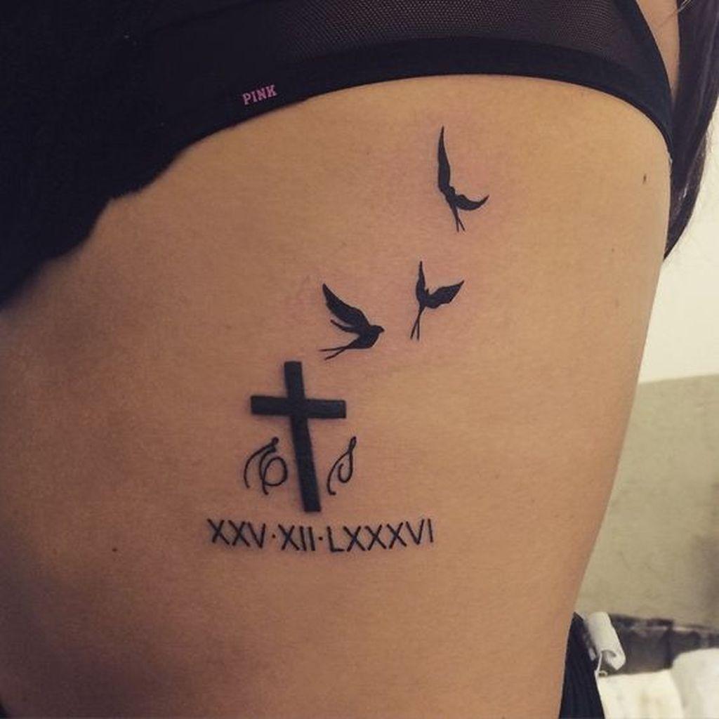 Roman Numeral Tattoo Design Pictures (72)