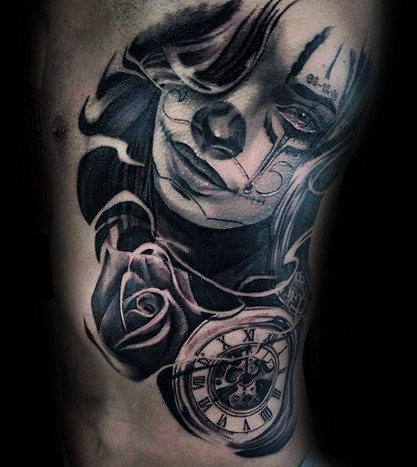 Roman Numeral Tattoo Design Pictures (77)