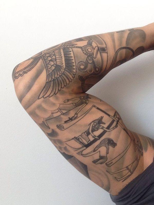 Small Libra Tattoos (7)