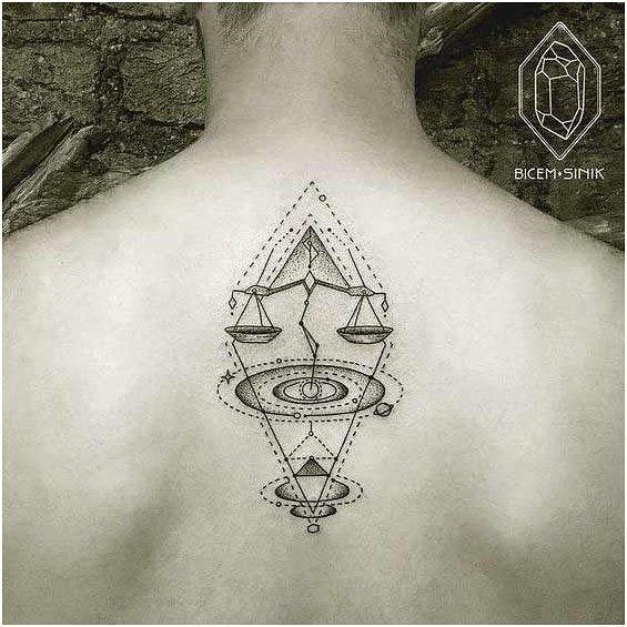 Small Libra Tattoos (8)