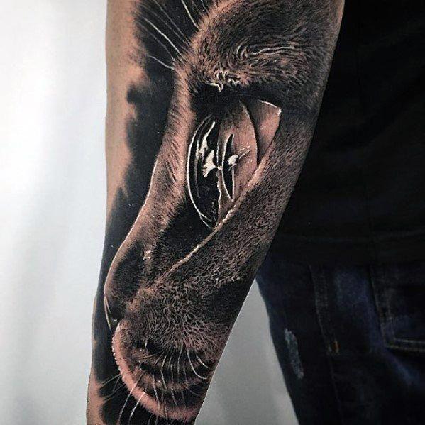 Tattoo Of An Eyeball (3)
