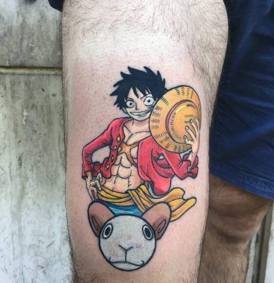 80 Best One Piece Tattoo Ideas Designs 2020 Anime Tribal Zoro Luffy