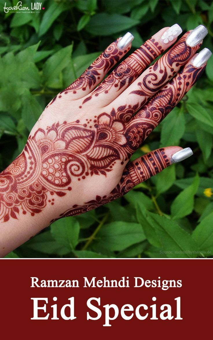 260 New Style Arabic Mehndi Designs For Hands 2020 Free Images Download